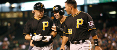 Pirates bettors turning huge profits during six-game winning streak