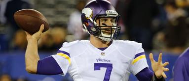 Sunday Night Football betting: Packers at Vikings
