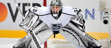 L.A. Kings back to Cup form and winning with low scoring