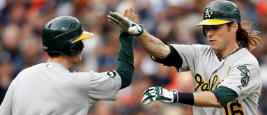 ALDS betting preview: Tigers at Athletics