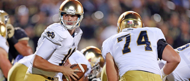 Michigan State at Notre Dame: What bettors need to know