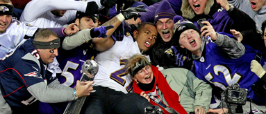 Where the action is: Early Super Bowl XLVII line moves