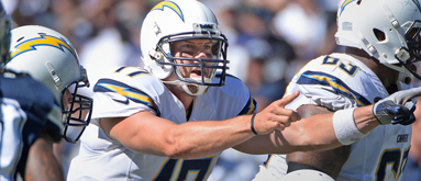 Chargers-Raiders time change could be boom for books