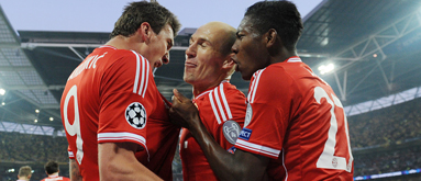 Bayern club champs; bettors turn to Confed. Cup