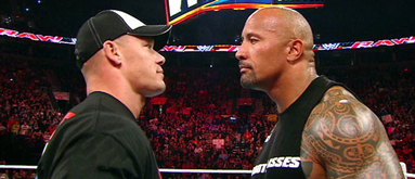 Wrestlemania XXIX odds: The Rock big underdog vs. Cena