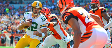 NFL line watch: Don't play on Packers until Sunday