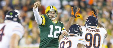 Monday Night Football betting: Bears at Packers