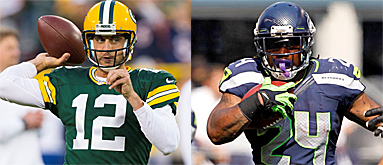 Packers or Seahawks? Bloggers debate who will cover