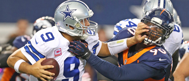 Where the action is: NFL mid-week line moves