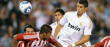 Champions League: Madrid faves over Man U