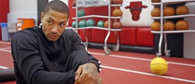 Rumors of Rose's return makes Bulls a popular bet