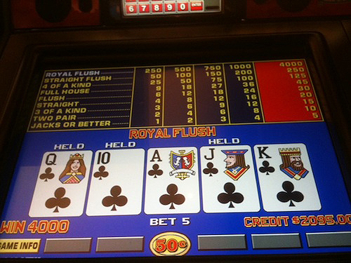 Tips on playing video poker slots poker 888 sport