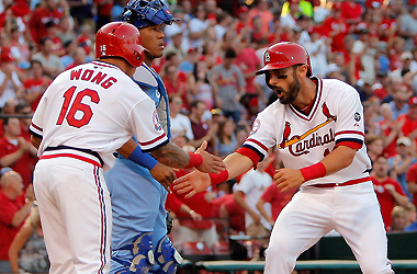 Wednesday's MLB Game of the Day: Royals at Cardinals
