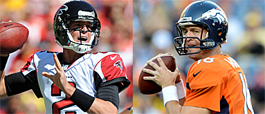 Broncos or Falcons? Bloggers debate who will cover