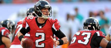 Tale of the Tape: New England Patriots at Atlanta Falcons