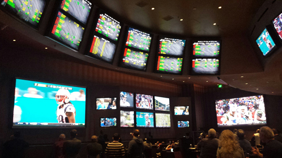 how to place a bet in vegas online how much is nfl sunday ticket
