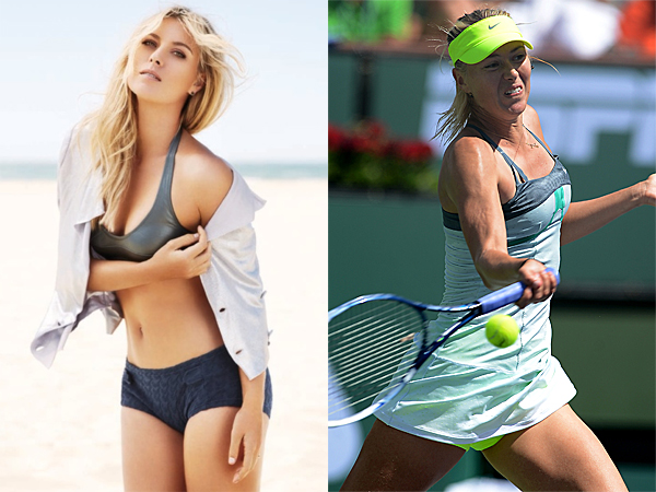maria sharapova dirty photo