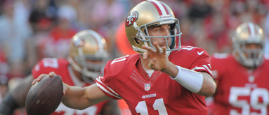 Report: Niners QB Smith heading to KC