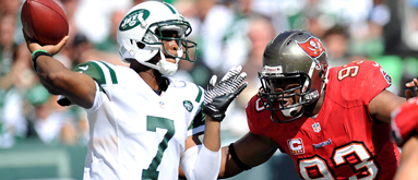 Tale of the tape: New York Jets at New England Patriots