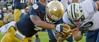 Where the action is: NCAAF Week 9 line moves