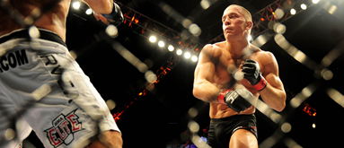 UFC 154: St-Pierre just wants a win in return to the cage