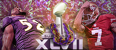Super Bowl XLVII betting preview: Ravens vs. 49ers