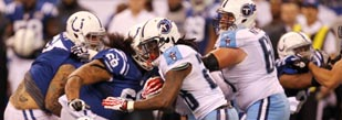 Tale of the Tape: Indianapolis Colts at Tennessee Titans