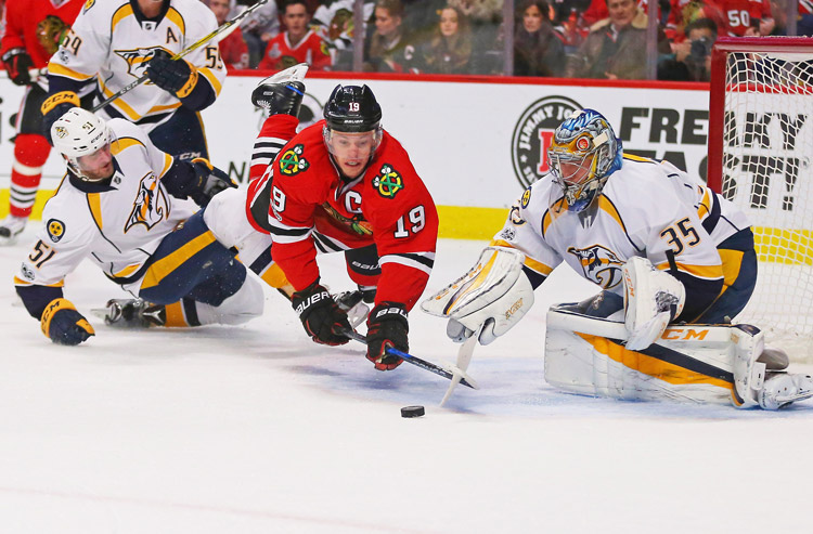 how to read betting odds nhl