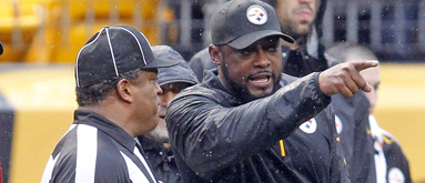 Gambling plays big role in NFL's fine for Tomlin