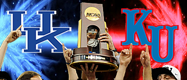 Kansas vs. Kentucky: Who'll cover the spread?
