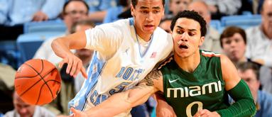 ACC tournament final: North Carolina vs. Miami