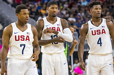 basketball teams odds at rio