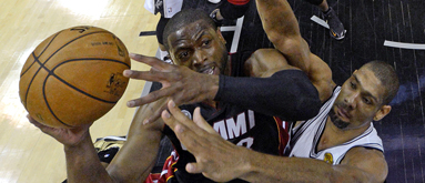 NBA Finals Game 5 opens as a pick'em, Wade's MVP odds move