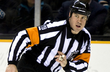 Nhl referee assignments
