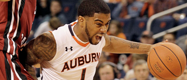 Auburn point shaving: Varez Ward's gambling connection believed to be local