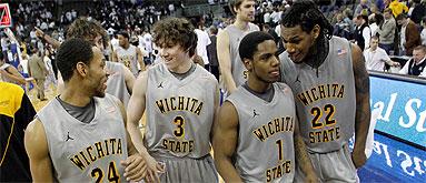 College basketball betting notebook: Vegas wary of Wichita State