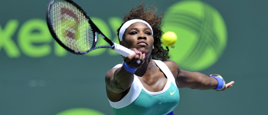 Serena Williams -400 to win final matchup in Rome
