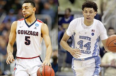 NCAA Tournament Championship Game betting preview and odds: Gonzaga vs North Carolina