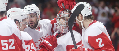 NHL futures odds: Red Wings move up to 13/1