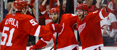 Upset watch: Red Wings' odds on the move