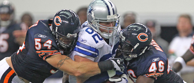 Bears or Cowboys? Bloggers debate who will cover