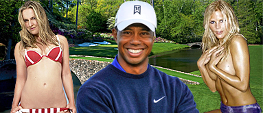 Is there any value betting Tiger at the Masters?