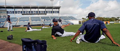 How to safely bet MLB spring training action