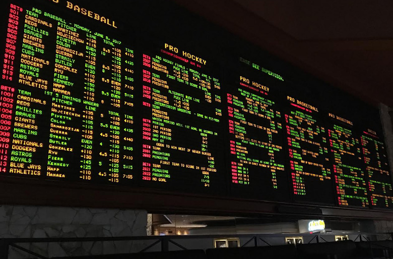 Sports Betting Message Board