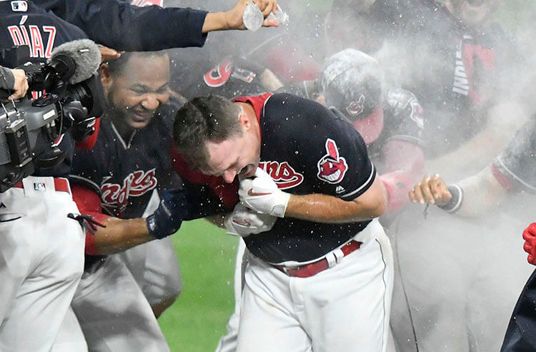The Cleveland Indians make it 21 win in a row — Ho-Hum