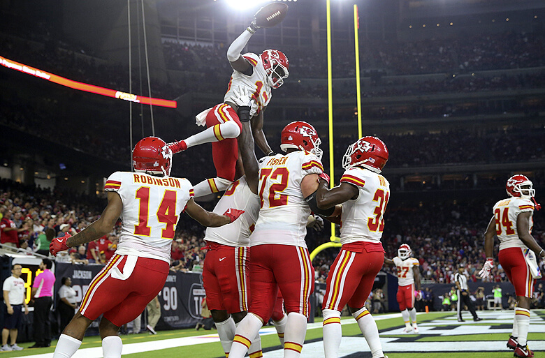 How to handicap the Kansas City Chiefs and the NFL's best football bets