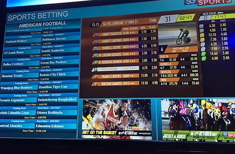 There was some potentially game-changing tech on display at this year's G2E