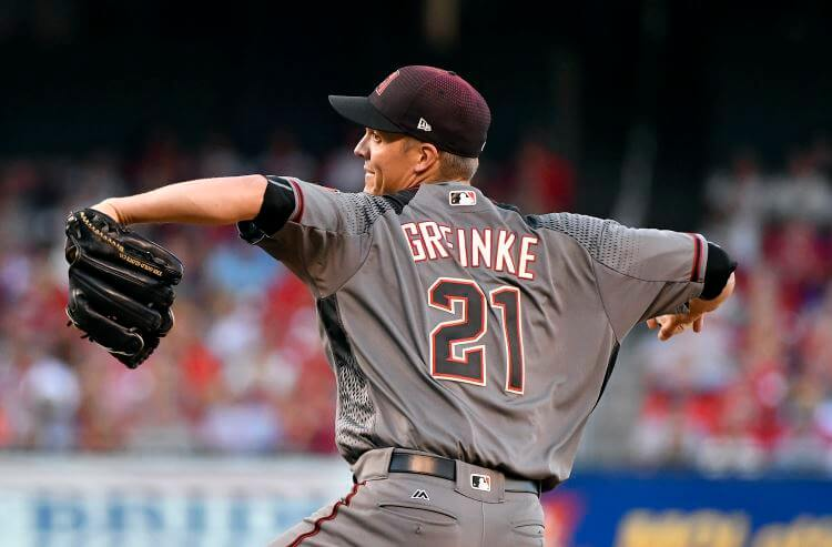 Dodgers hand D-backs' Greinke first home loss