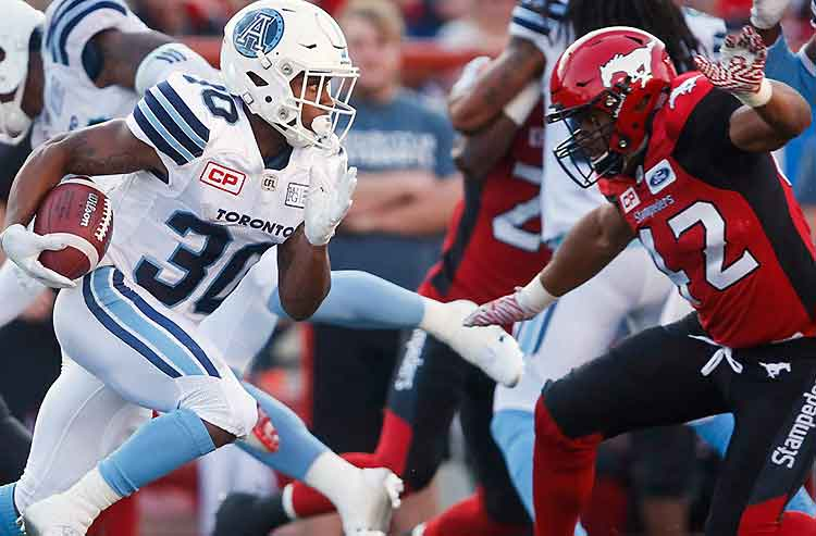 Grey Cup betting betting preview and odds: Stampeders vs. Argonauts