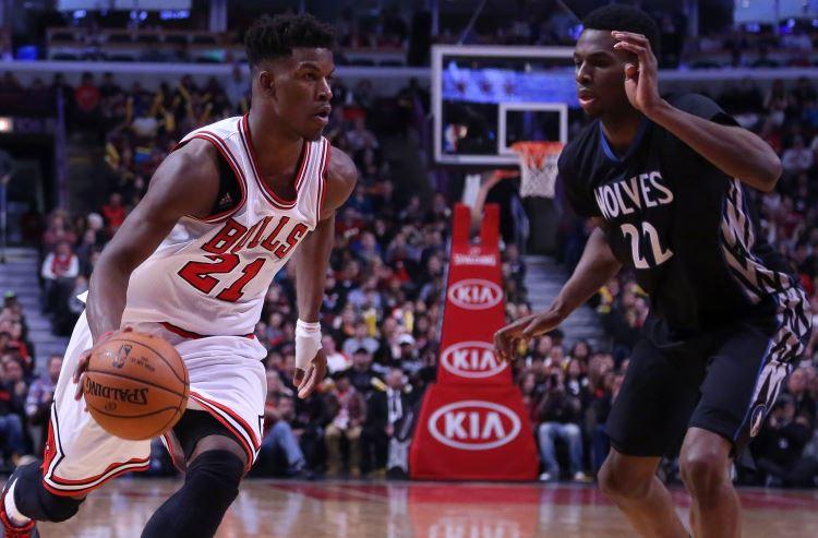 Sportsbooks release early NBA season win totals: Wolves, Sixers big winners